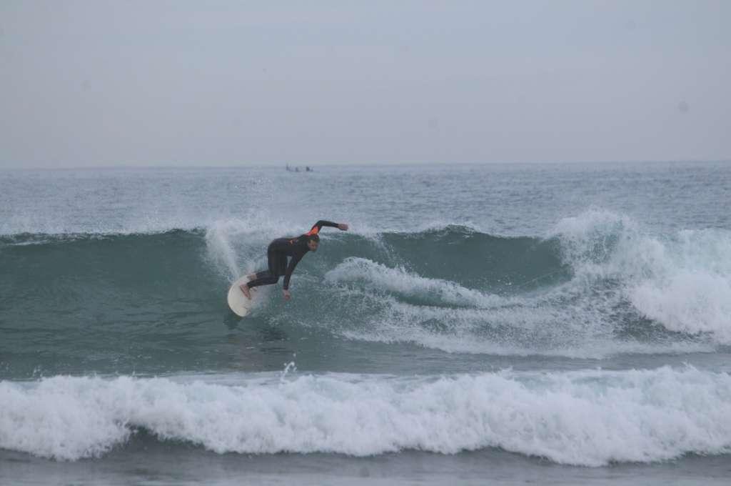 Surf guiding agadir