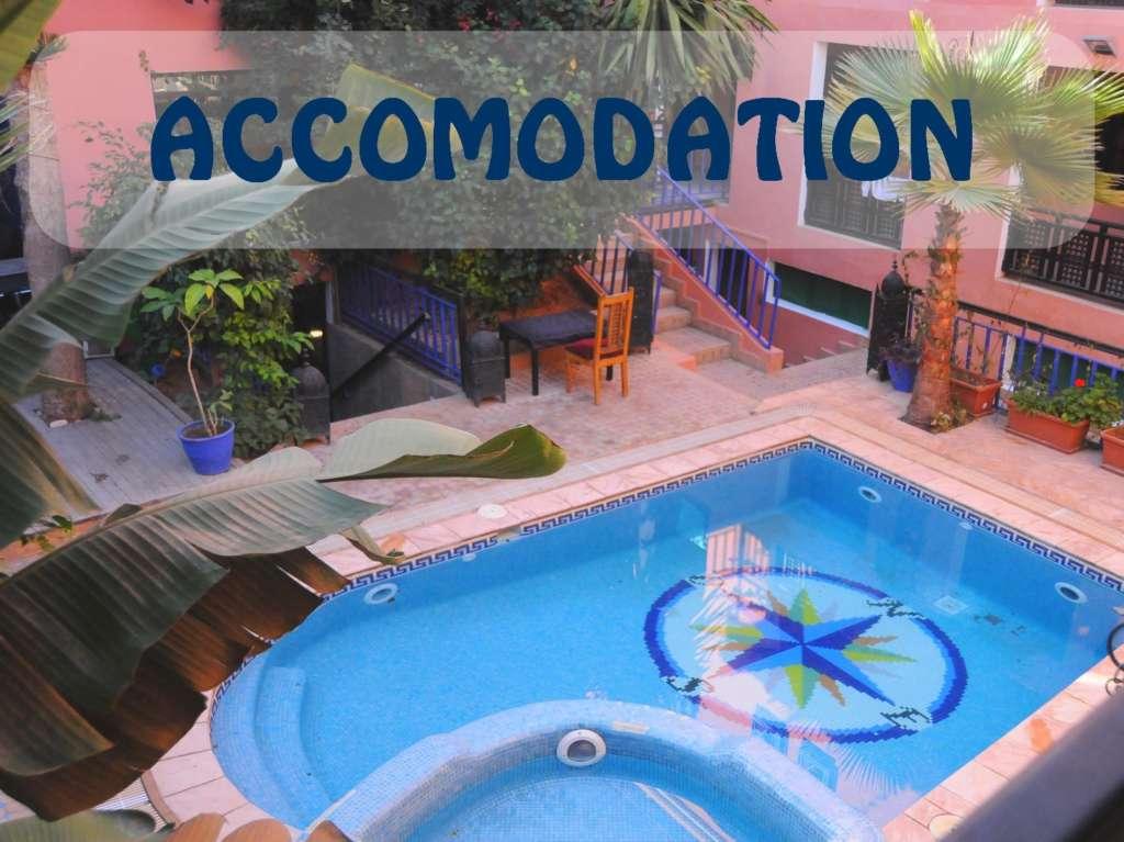 surf accomodation morocco