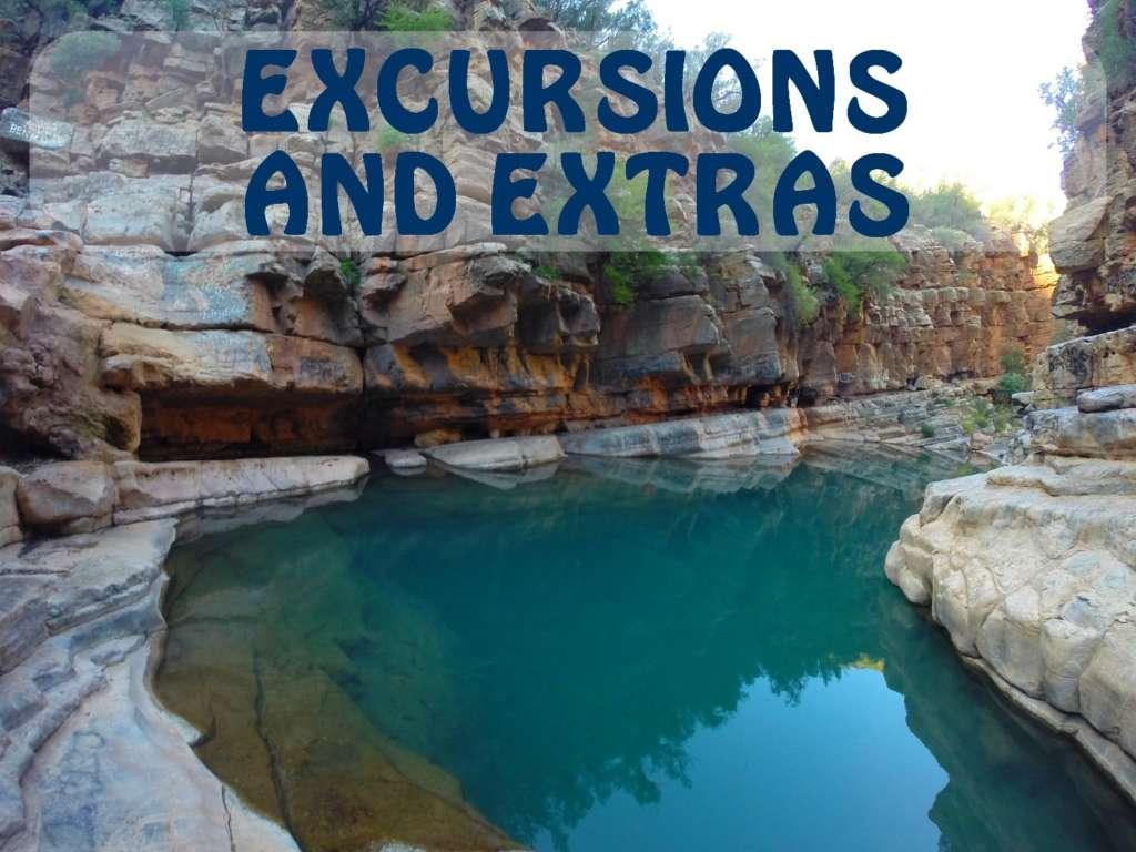 excursions morocco