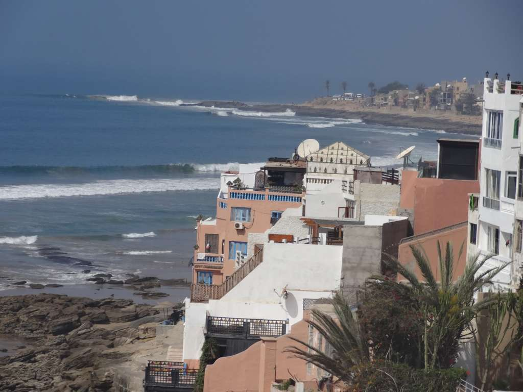 Surf house taghazout