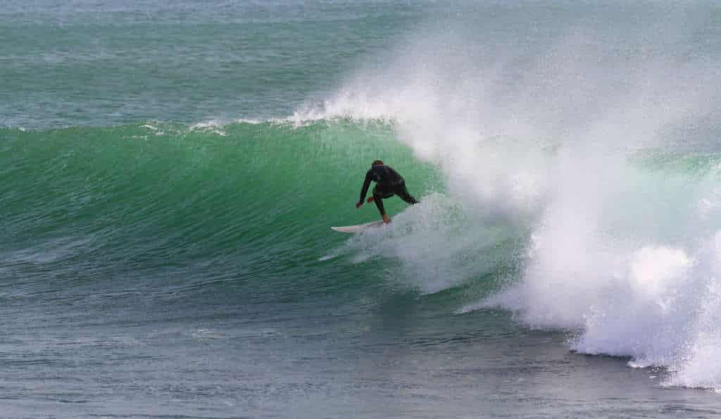 Surf photography taghazout