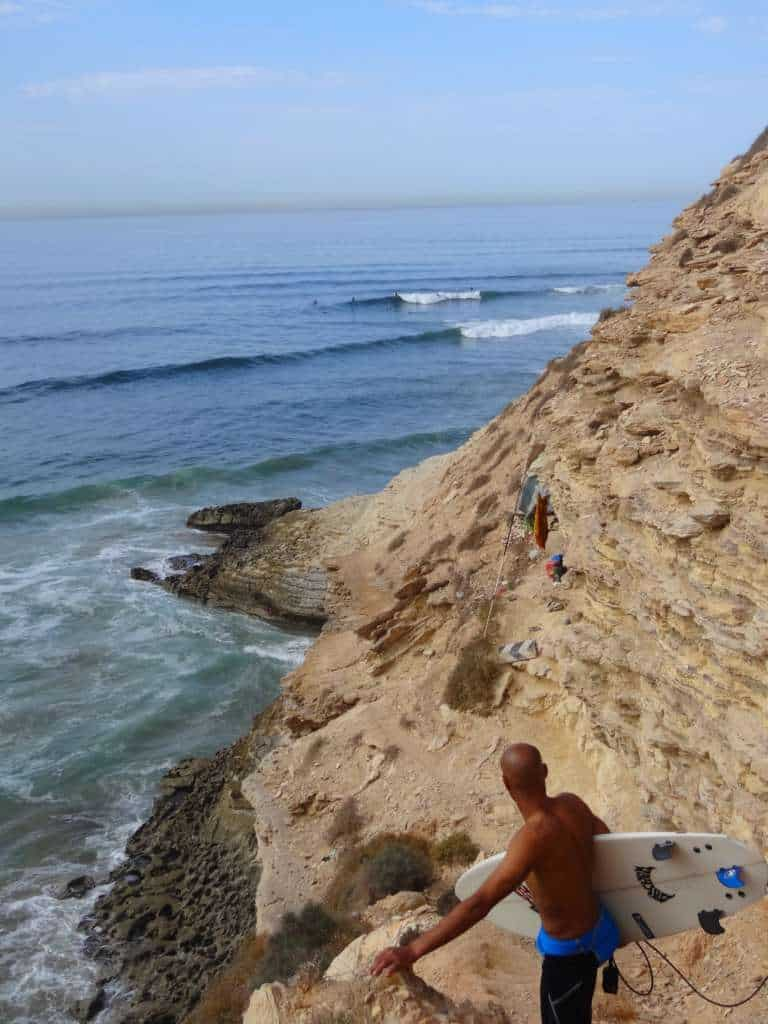 Surf lessons taghazout