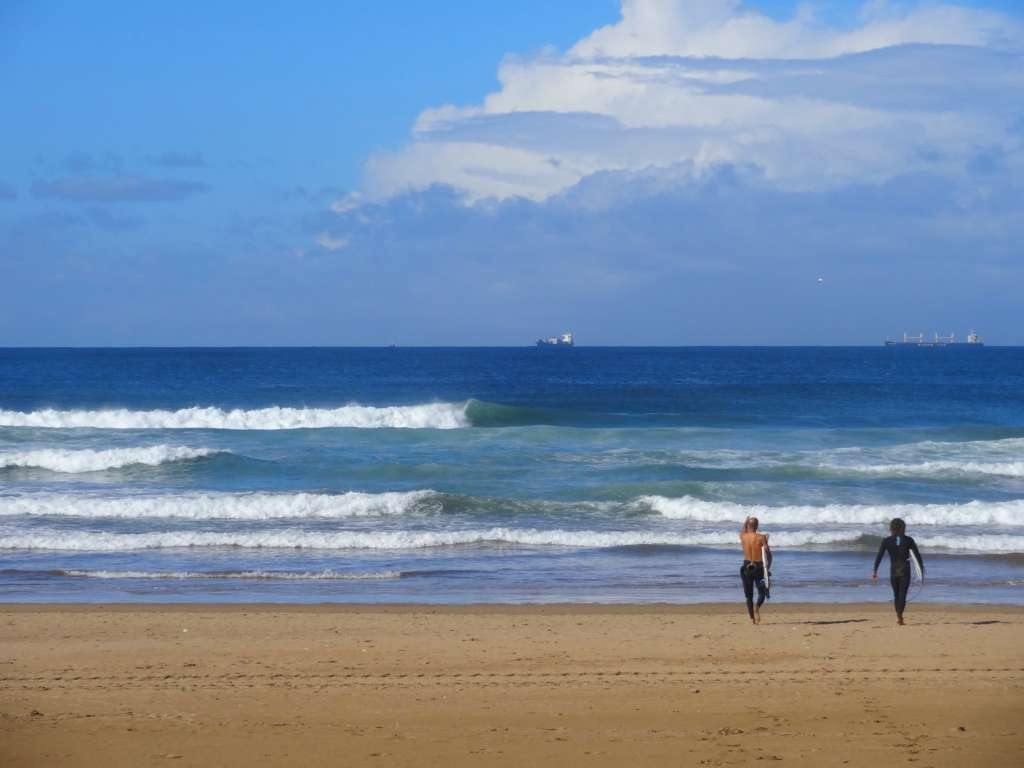 Surf guiding taghazout