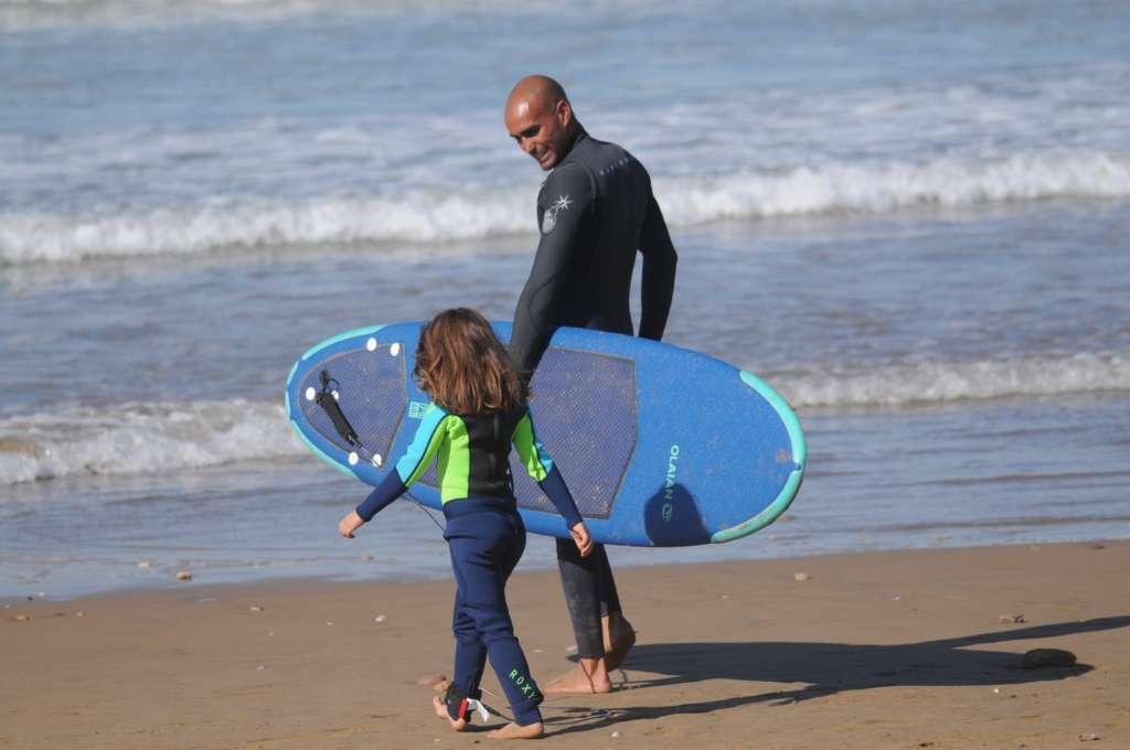 Surf school agadir
