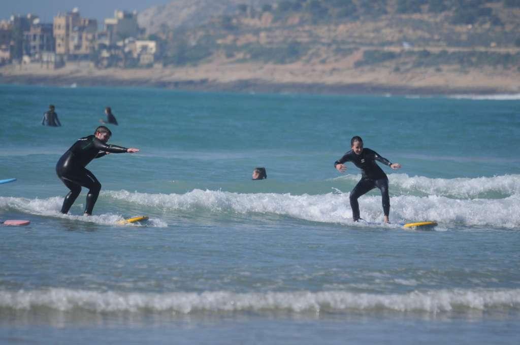 Surf camp Agadir
