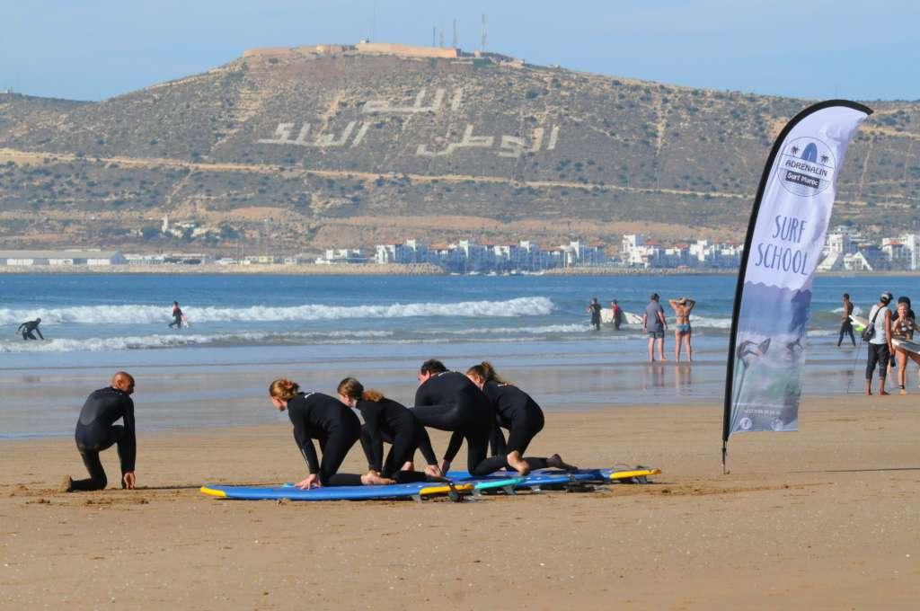 Surf Camp Tamraght