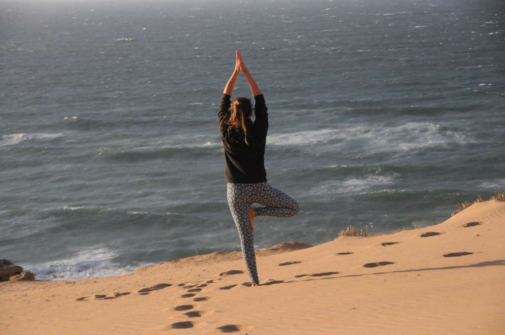 yoga taghazout